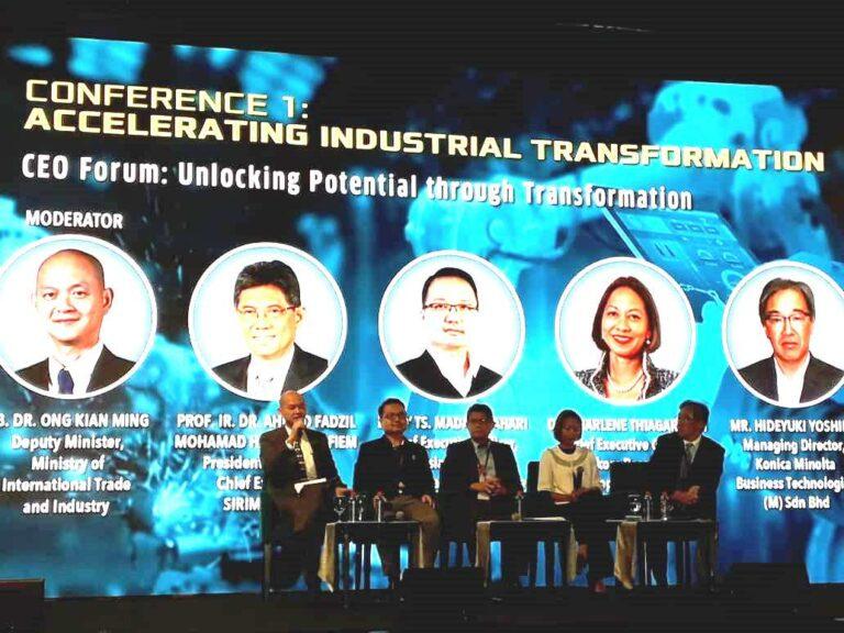 Industry4WRD Summit 2019