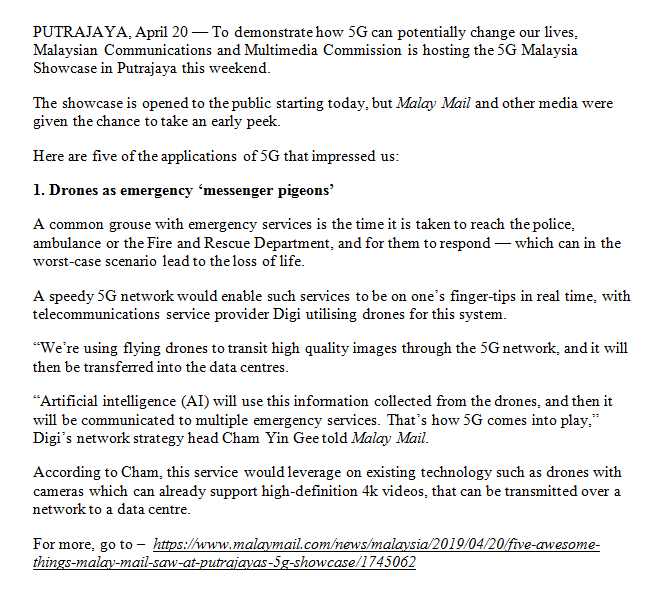 Five awesome things Malay Mail saw at Putrajaya