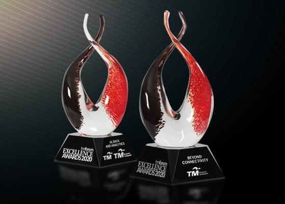 TM Forum Excellence Awards 2020