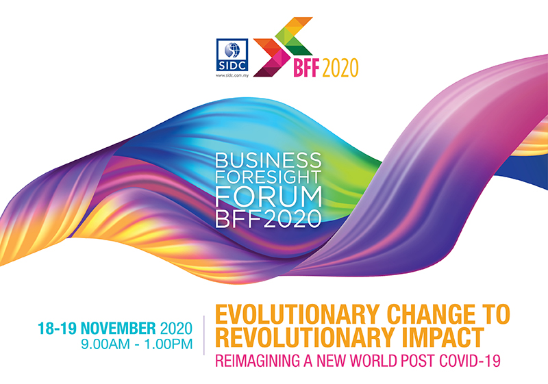 TM R&D in Business Foresight Forum (BFF) 2020