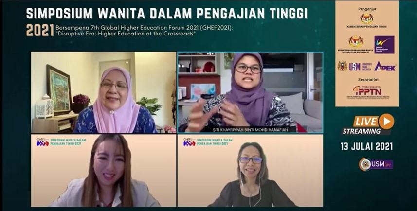 Simposium Wanita Dalam Pengajian Tinggi