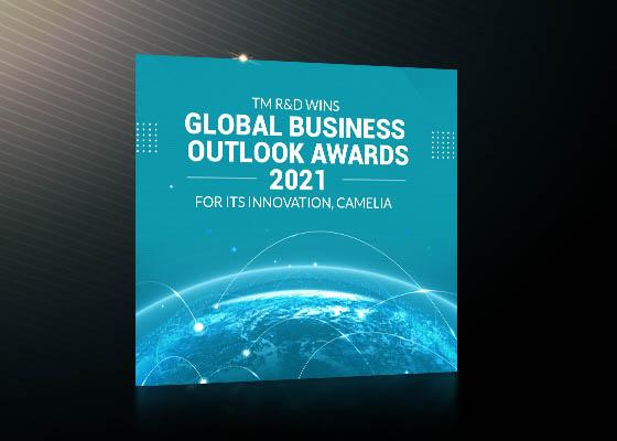 Global Business Award TMR&D Camelia