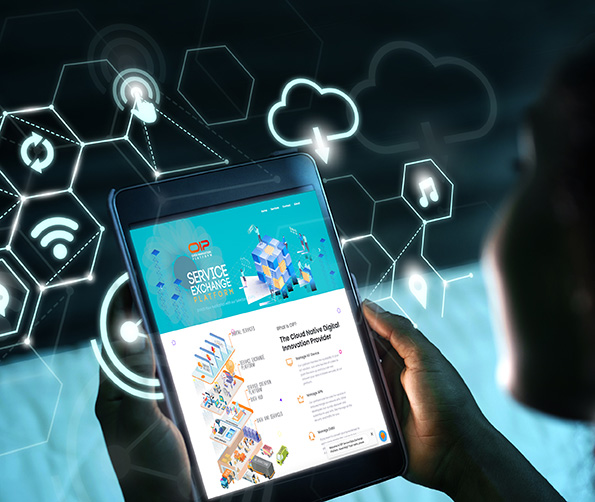 OIP enables rapid creation of IoT and digital applications as well as an ecosystem for collaboration through the exchange of data and services