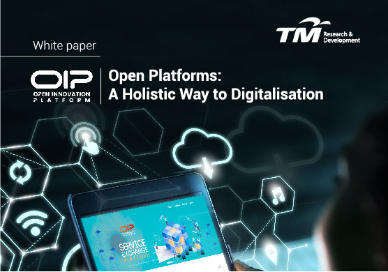 TM R&D OiP: Going digital needs the right strategic model, process and platforms to succeed