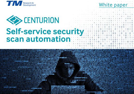 CENTURION: Self-service security scan automation
