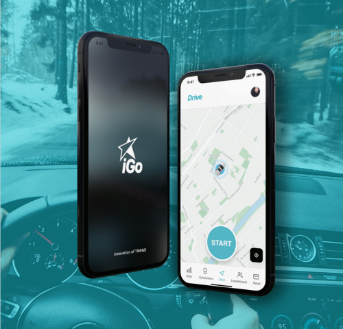 iGo- Your driving summary on-the-go